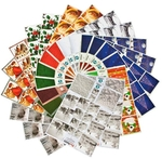 G18 Multibuy-Pack 3 - 20 Sheets DuoTwists Mixed Christmas Pack (MBPK3)