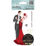 Tall Urban Stamps - (Charleston) - (PMA 907149)