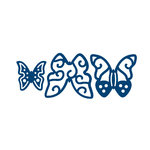 Tattered Lace Mini Dies - Butterflies - (TTL/DX40)