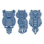 Tattered Lace Dies - Baby Owls - (TTL/D132)