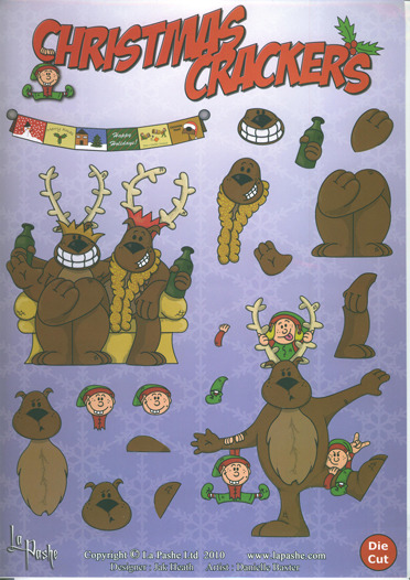 CC008 - Reindeer Party