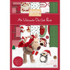 A4 ULTIMATE DIE-CUT & PAPER PACK (48PCS) - BOOFLE CHRISTMAS - (BOF 169200)