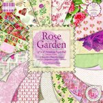 First Edition Rose Garden – 12 x 12 Papers - (FEPAD059)
