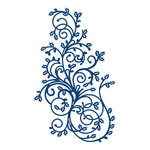 Tattered Lace Dies - Holly Flourish - (TTL/D409)