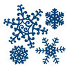 Tattered Lace Dies - Snowflakes - TTL/D109