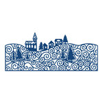 Tattered Lace Dies - Village Scene - (TTL/D488)