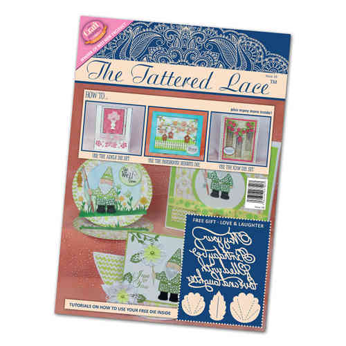 Tattered Lace: The Tattered Lace Magazine Issue 10 (MAG10)