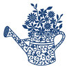 Tattered Lace Dies - Floral Watering Can - (TTL/D544)