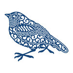 Tattered Lace Dies - Robin - (TTL/D551)