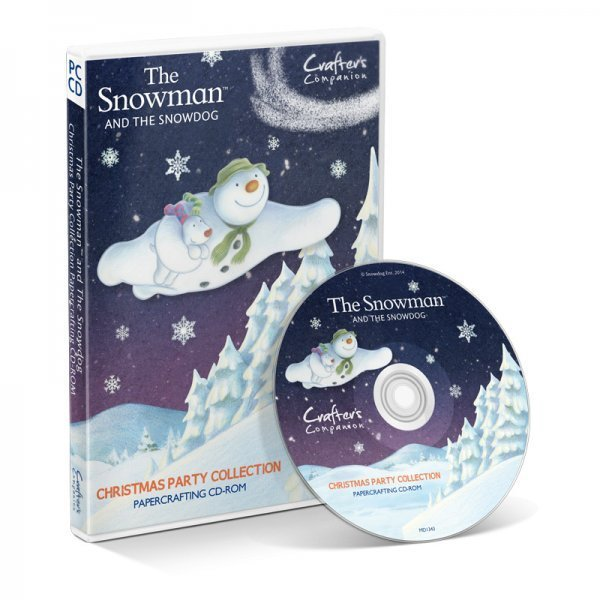 Crafters Companion - The Snowman and Snowdog - CD-ROM