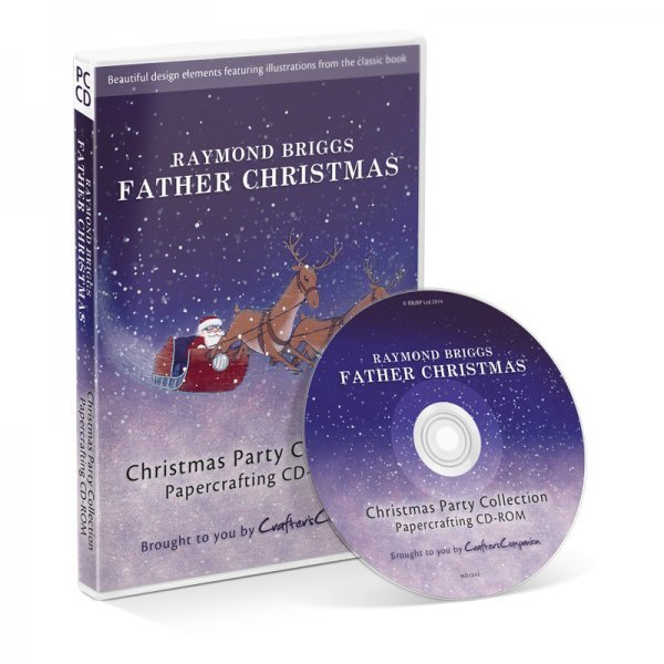 Crafters Companion - Father Christmas - CD-ROM