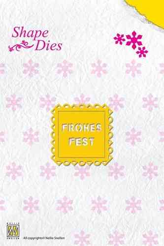 Shape Dies - Frohes Fest - (SD 017)