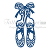 Tattered Lace Dies - Ballet Shoes - (TTL/D334)
