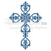 Tattered Lace Dies - Ornate Cross  - (TTL/D246)
