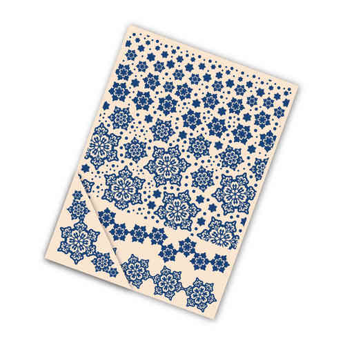 Tattered Lace Embossing Folder - Delicate Snowflake -(TTL/EF007)