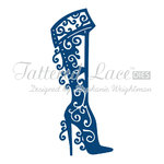 Tattered Lace Dies - Christmas Boot - (TTL/D113)