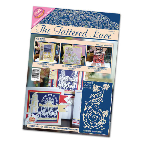 Tattered Lace: The Tattered Lace Magazine Issue 06 (MAG06D)