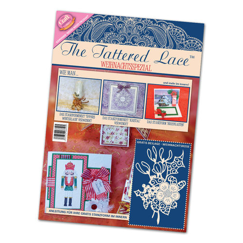 Tattered Lace: The Tattered Lace Magazine Weihnacht (MAGWEID)