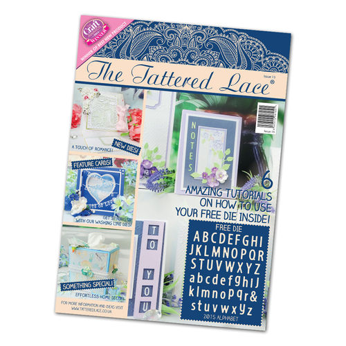 Tattered Lace: The Tattered Lace Magazine Issue 15 (MAG15)