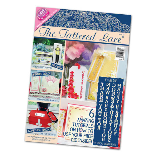 Tattered Lace: The Tattered Lace Magazine Issue 16 (MAG16)