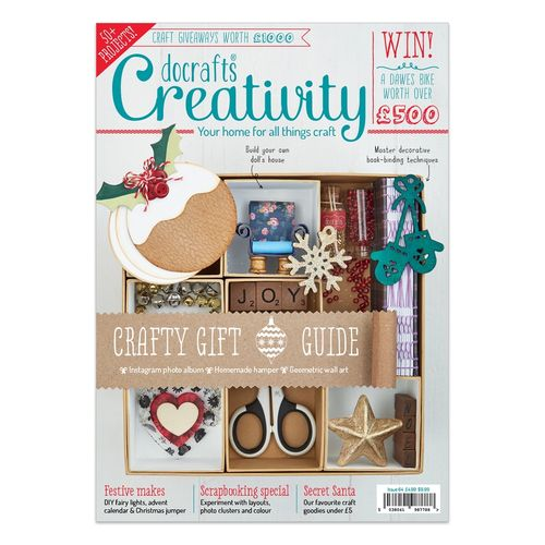 Creativity Mag. - Issue 64 - November 2015 - docrafts (DCCM 064)