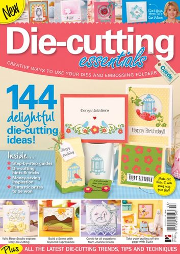 Die-Cutting Essentials No.3 - Magazin - (DCE03)
