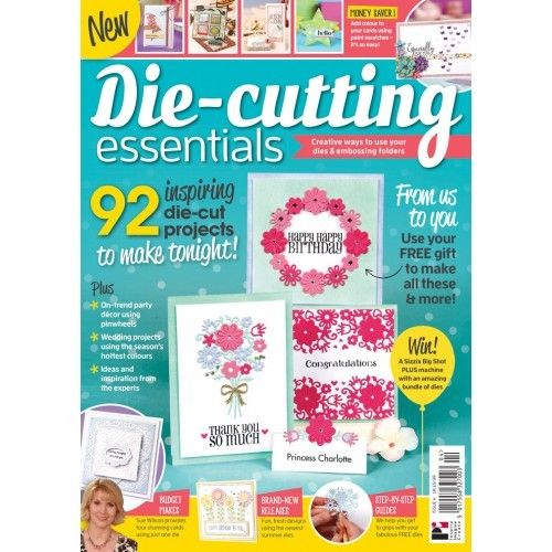 Die-Cutting Essentials No.4 - Magazin - (DCE04)