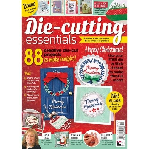Die-Cutting Essentials No.5 - Magazin - (DCE05)