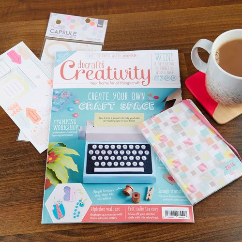 Creativity Mag. - Issue 65 - Dezember 2015 - docrafts (DCCM 065)