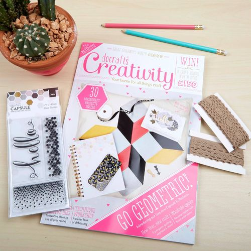 Creativity Mag. - Issue 66 - Januar 2016 - docrafts (DCCM 066)