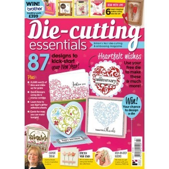 Die-Cutting Essentials No.7 - Magazin - (DCE07)