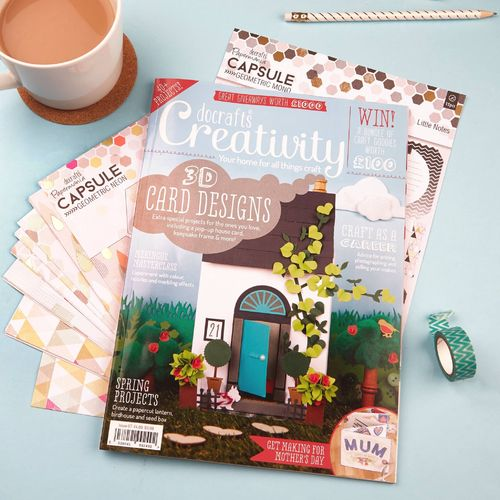 Creativity Mag. - Issue 67 - Februar 2016 - docrafts (DCCM 067)