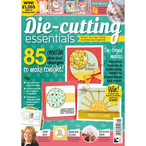 Die-Cutting Essentials No.9 - Magazin - (DCE09)