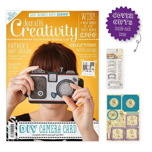Creativity Mag. - Issue 70 - Mai 2016 - docrafts (DCCM 070)