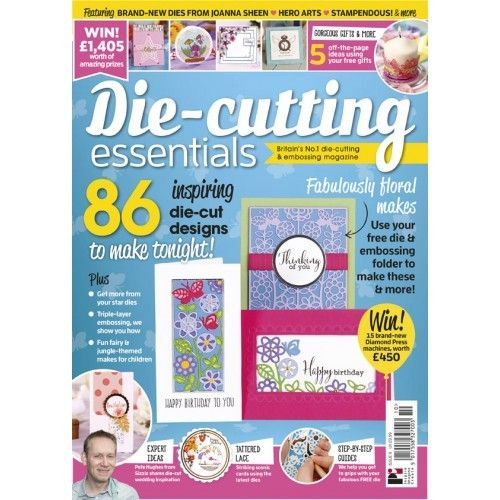 Die-Cutting Essentials No.10 - Magazin - (DCE10)