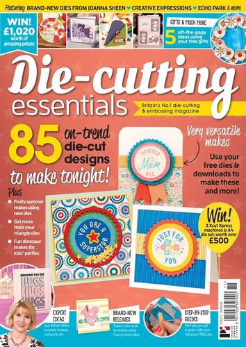 Die-Cutting Essentials No.11 - Magazin - (DCE11)