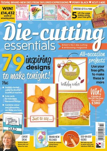 Die-Cutting Essentials No.14 - Magazin - (DCE14)