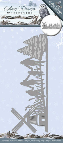Die - Amy Design - Wintertide - Scenery