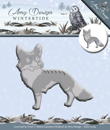Die - Amy Design - Wintertide - Fox