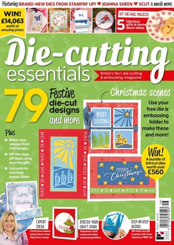 Die-Cutting Essentials No.16 - Magazin - (DCE16)
