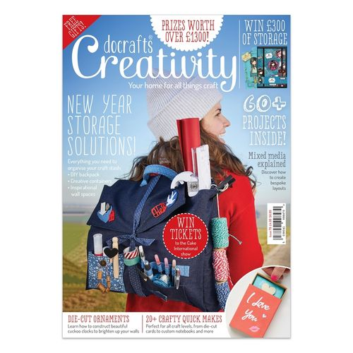 Creativity Mag. - Issue 78 - Januar 2017 - docrafts(DCCM 078)