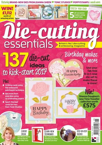 Die-Cutting Essentials No.19 - Magazin - (DCE19)