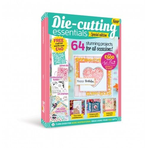 Die-Cutting Ess. Special 4 - Magazin - Spring Fling