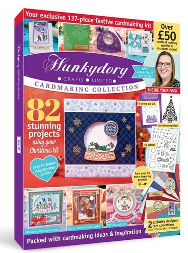 Cardmaking Collection No.2 - Hunkydory Festive
