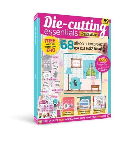 Die-Cutting Ess. Special 3 - Magazin - Build-a-scene
