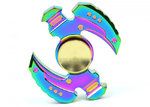 Fidget Spinner - Metal Colour - (11022) - Fidget Spinner