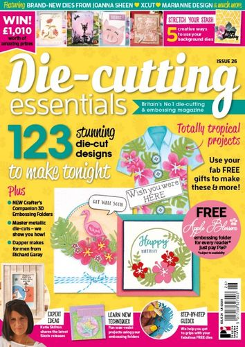 Die-Cutting Essentials No.26 - Magazin - (DCE26)