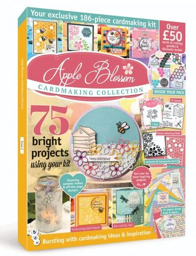 Apple Blossom - Card Making Collection 2 - Magazin - (APBLOS2)