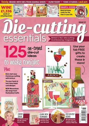 Die-Cutting Essentials No.27 - Magazin - (DCE27)