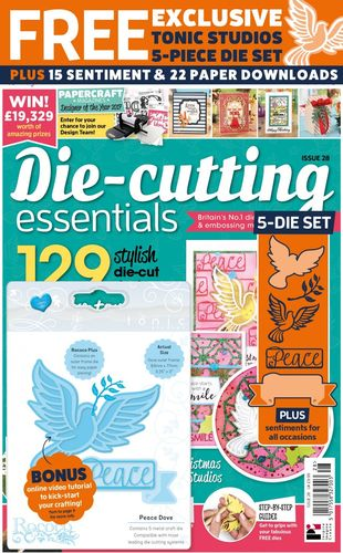 Die-Cutting Essentials No.28 - Magazin - (DCE28)